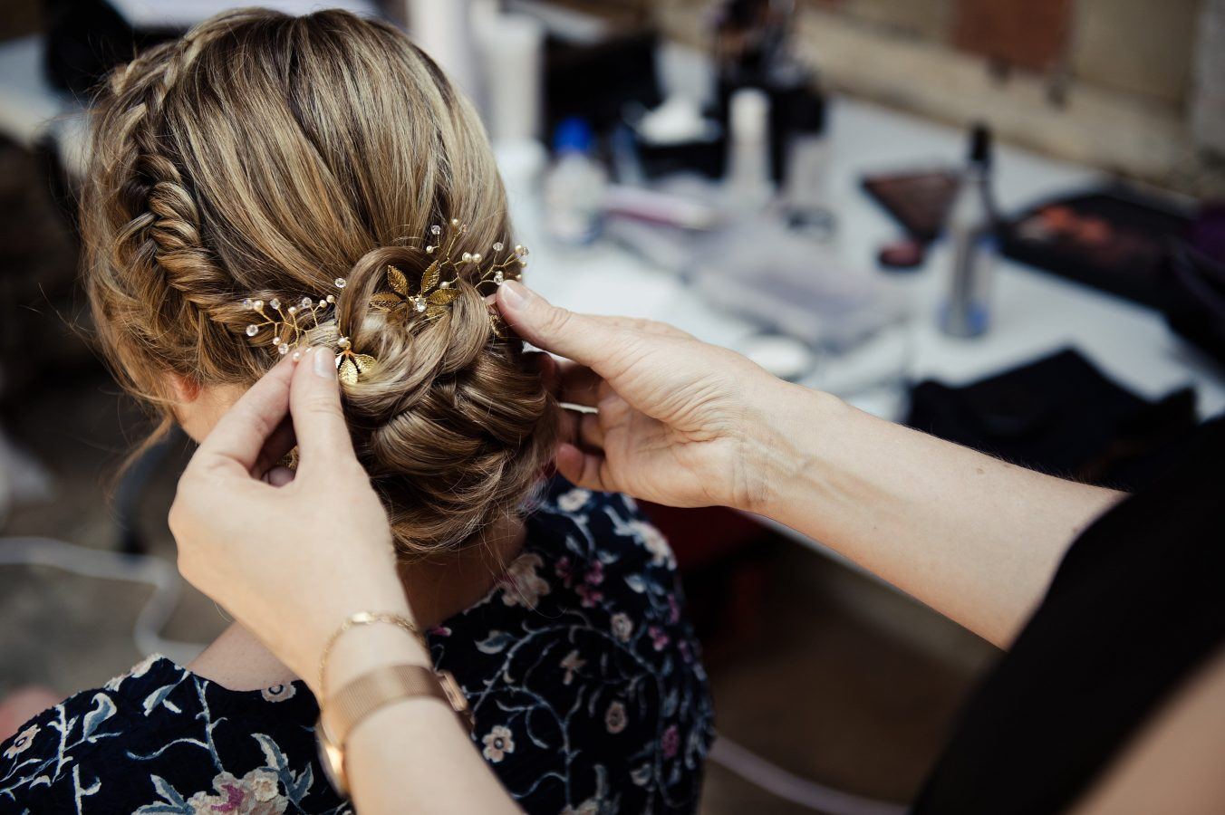 Maud Bonnard - Beauty Art Coiffure- Coiffure et maquillage de mariée - Lyon et Rhône Alpes