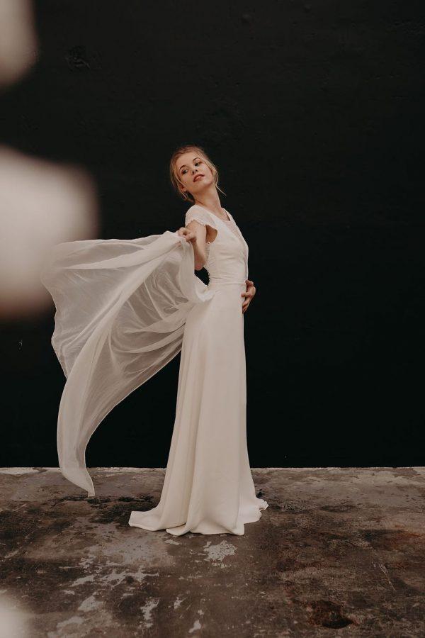 Maud Bonnard - Beauty Art Coiffure- Coiffure et maquillage de mariée - Lyon et Rhône Alpes - Caroline Quesnel