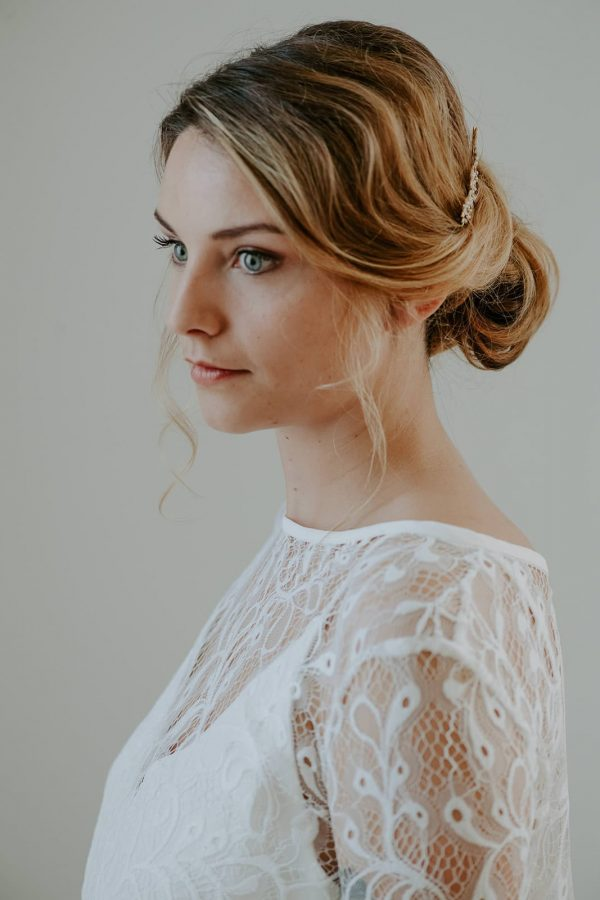 Maud Bonnard - Beauty Art Coiffure- Coiffure et maquillage de mariée - Lyon et Rhône Alpes - Blandine Soulage